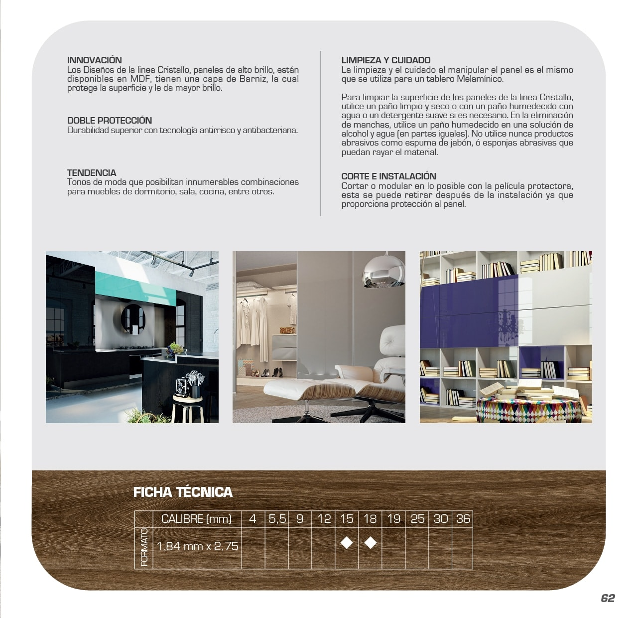 Catalogs Tablemac Cat Logo De Productos 2016 # Muebles Tablemac