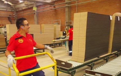 Eeuu: cae importación de muebles de madera en 1er trimestre