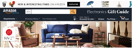 Amazon Announces Two New Brands to Boost its Furniture Category