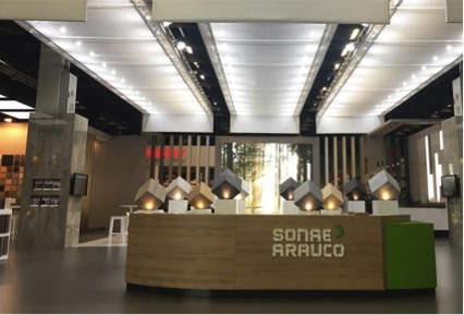 First year anniversary for the Sonae Arauco brand