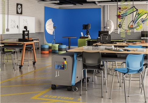 Steelcase to acquire Smith System, industry leader in education market