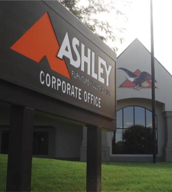 Ashley furniture tendr la mayor f brica de muebles - Muebles ashley catalogo ...