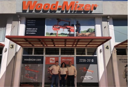 Wood-Mizer opens a new branch in Costa Rica