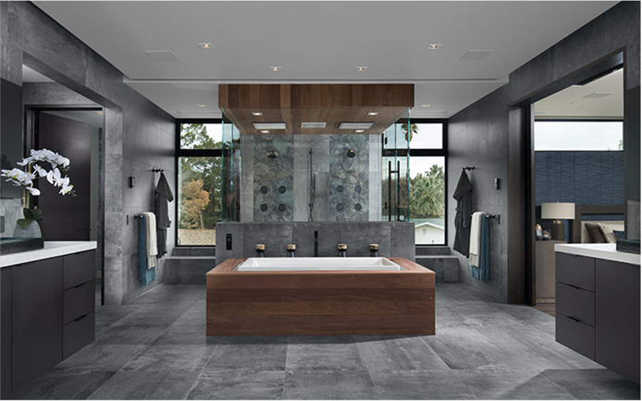 COVID-19 has substantial influence on kitchen and bath design