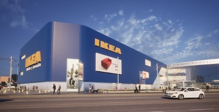 Ikea México will open its first store April 8