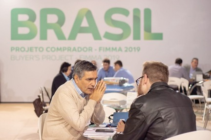 Fimma Brasil has open registration for international business rounds
