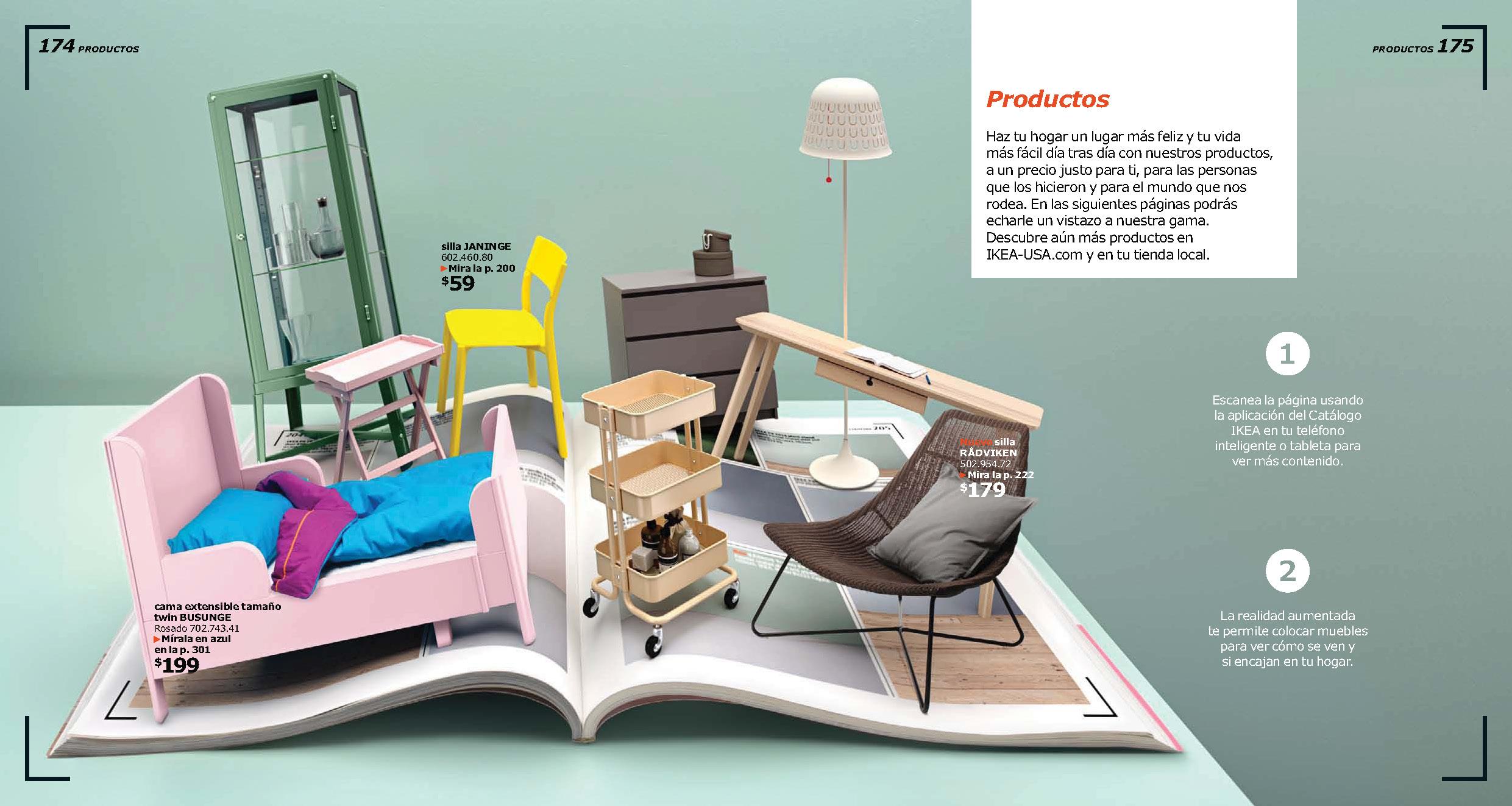 Ver Sillas De Ikea.Catalogs Ikea Ee Uu Catalogo 2016