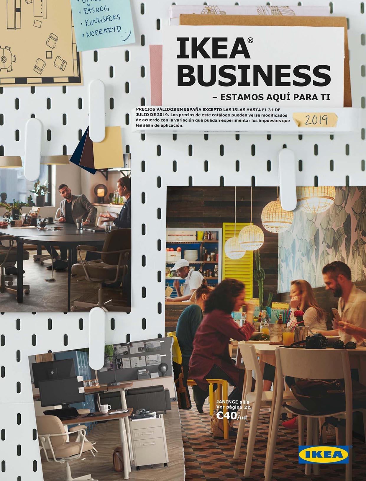 Ver Sillas De Ikea.Catalogs Ikea Business 2019