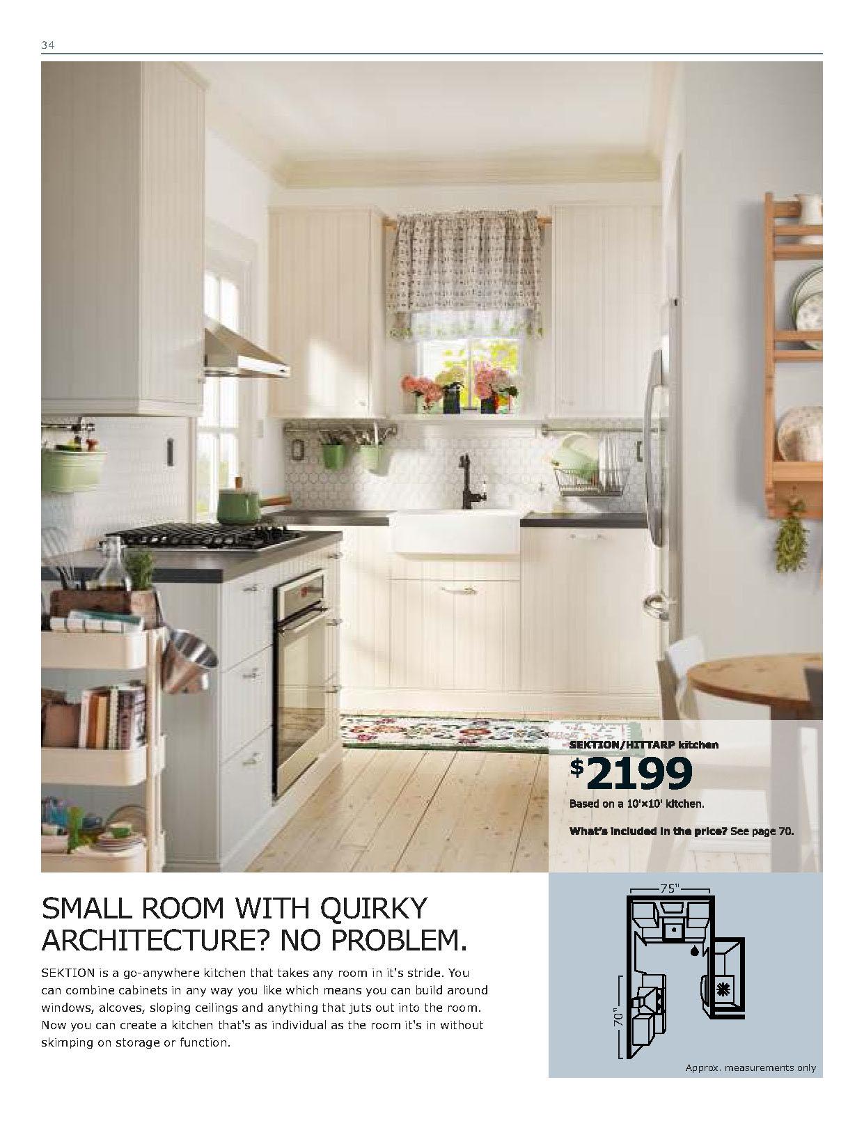 Catalogs Ikea Kitchens 2015