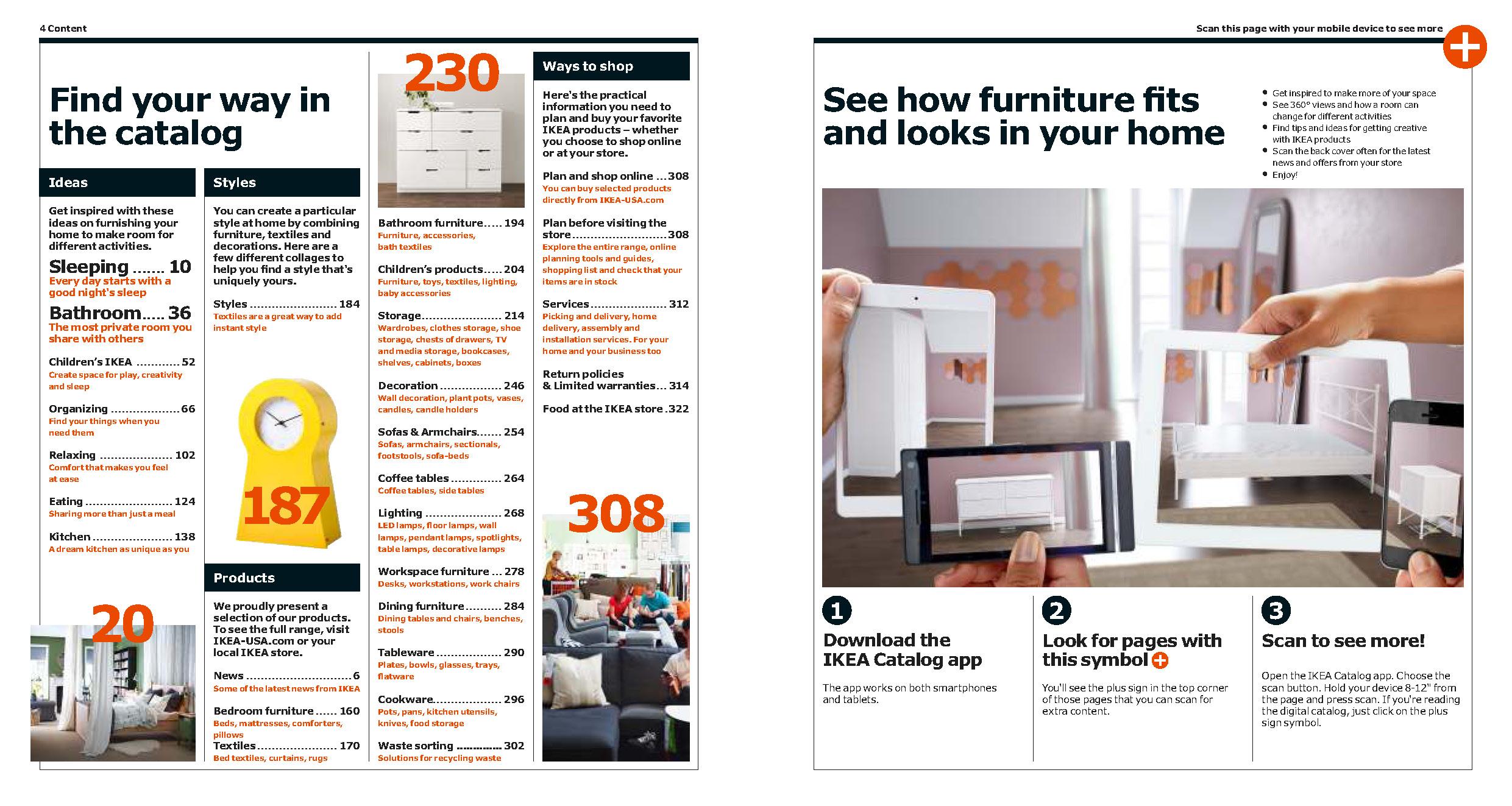 Catalogs - Ikea USA Catalog 2015