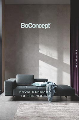 boconcept catalogue 2019 cover