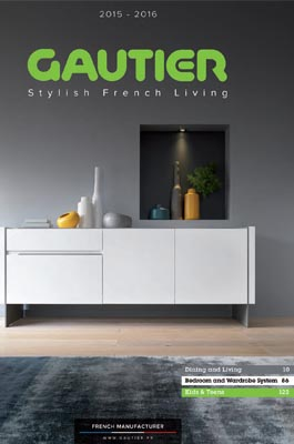 Gautier - Stylish French Living 2015-2016
