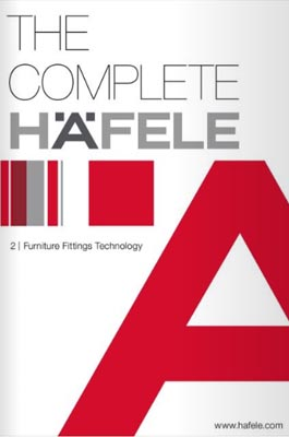 hafele catalgue 2017 cover