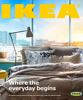 Ikea USA Catalog 2015