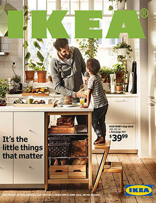 Ikea USA Catalog 2016